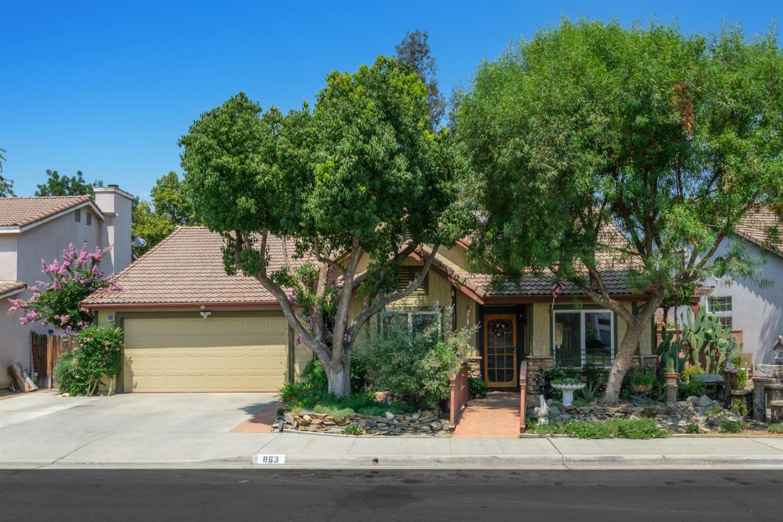 863 N Bush Ave, Clovis, CA 93611